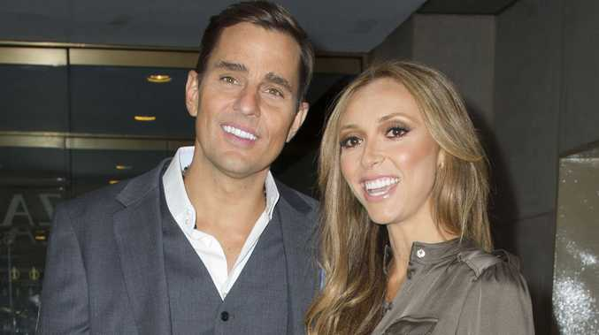 Giuliana and Bill Rancic.