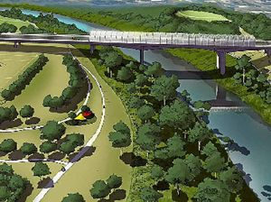 Election result may be bad news for proposed Norman St bridge