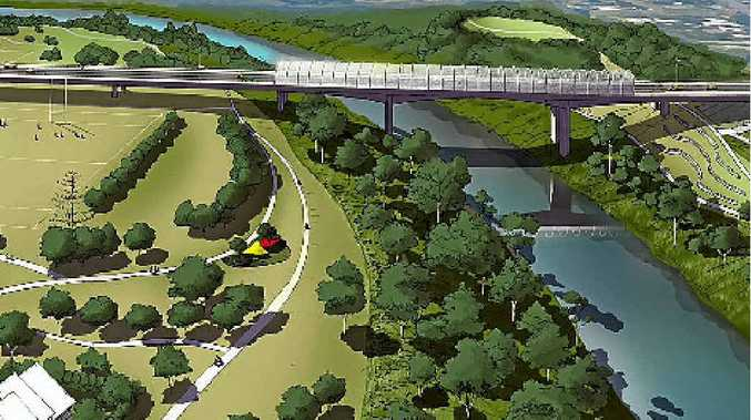 VISION: The Norman St Bridge plan needs an investment partnership between three levels of government.