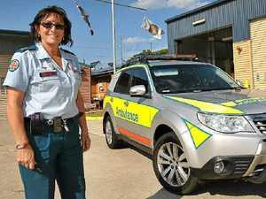 Paramedics get recognition for life saving work