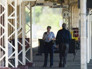 Bomb scare sparks Toowoomba railway station evacuation