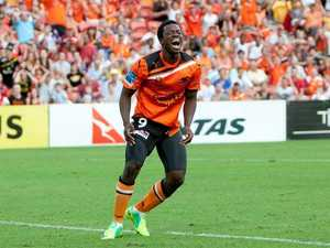 Treat for football fans with Brisbane Roar stars in Rocky