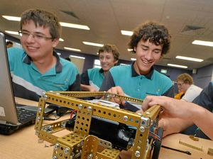Students tune up their tech skills for robotics challenge