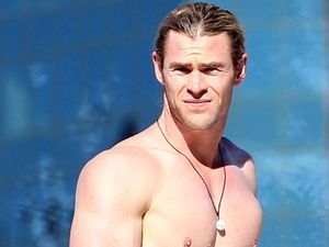 Chris Hemsworth says tattoos are a pain