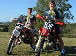 Gympie lads dominate the Off-Road Junior Champs