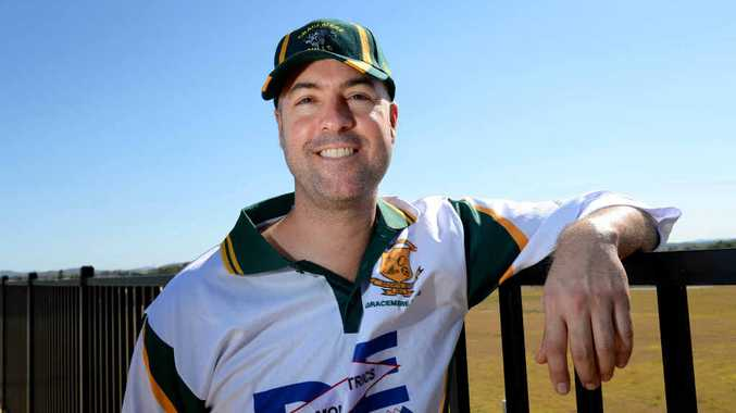 New Gracemere Bulls recruit Paul Hoffmann is excited about his return to Rockhampton cricket after 14 years away.