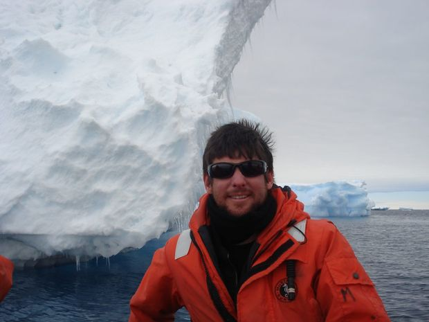 Hervey Bay's Graeme Briggs is heading to Antarctica for the sixth time.