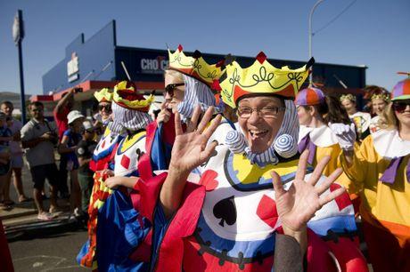 The 2013 parade.