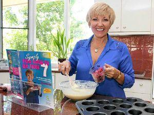 Annette keeps it healthy for friends
