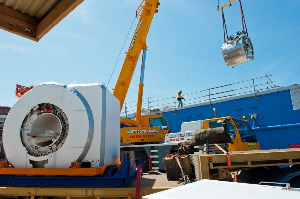 GLOBAL mining technology giant Siemens is coming to Rockhampton in a welcome show of confidence in the region.
