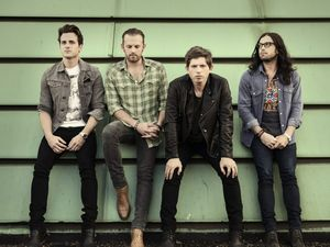Kings of Leon tickets up for grabs in Brisbane tomorrow