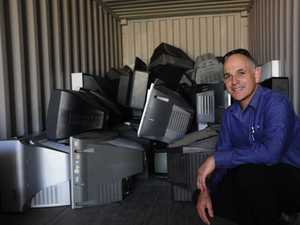 Win-win as e-waste recycled on the cheap