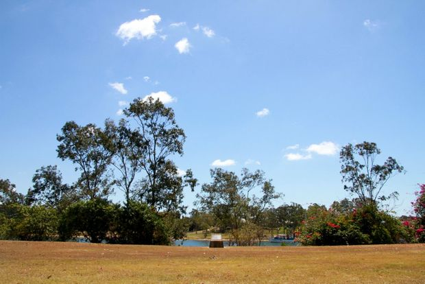 NEW YEAR RESOLUTION: ANZAC Park - the proposed location of Bundaberg new years eve fireworks, estimated to cost $20000. Photo: Zach Hogg / NewsMail