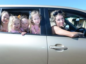 Driving with kids more dangerous than driving and texting