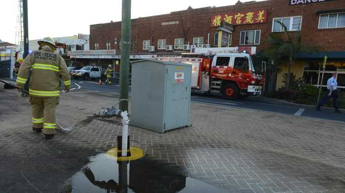 A kitchen fire in a Grafton restaurant saw two two fire crews respond to emergency calls late on Monday afternoon.