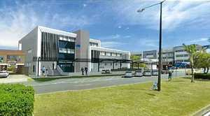NEW DIGS: Tweed-Byron Local Area Command could soon have a new home in the heart of the Tweed Heads CBD at Wharf St.
