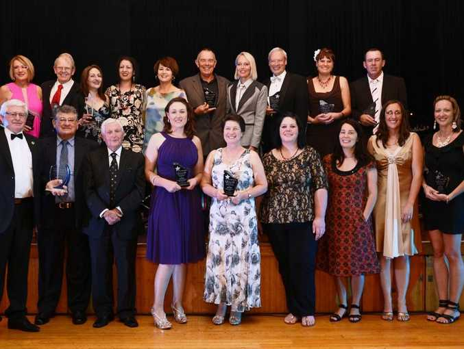 The winners at this year's Clarence Valley Business Excellence Awards had a few strengths in common.
