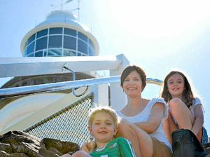 Byron Lighthouse a beacon for holidaymakers