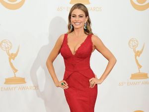 Yawn: Stars play it safe with 2013 Emmys red carpet fashion