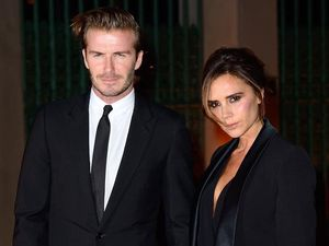 David Beckham's son, 10, is fan of aftershave