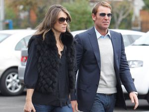 'Shane Warne and Elizabeth Hurley innings is over'