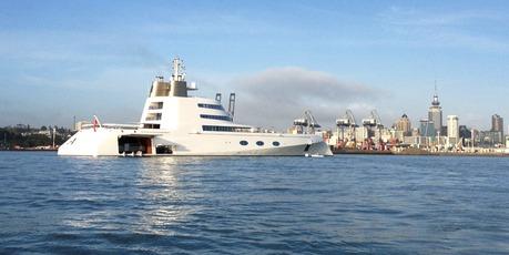 The Superyacht