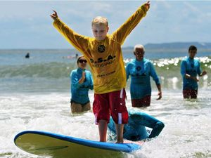 Council rules end to fun in the sun for disabled surfers