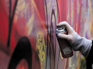 Accused graffiti 'artist' facing 71 charges