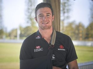 Holloway overcomes injury to lead Southern Districts
