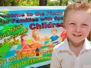 Picnic for children with special needs