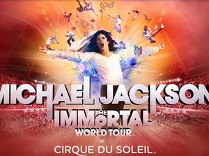 Cirque Du Soleil's Michael Jackson The Immortal Tour
