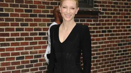 Actress Cate Blanchett was also made an honorary life member of the Australian Conservation Foundation in 2012, and a global Goodwill Ambassador for the UN Refugee Agency in 2016.