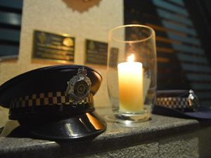 Time to remember police officers who gave their lives