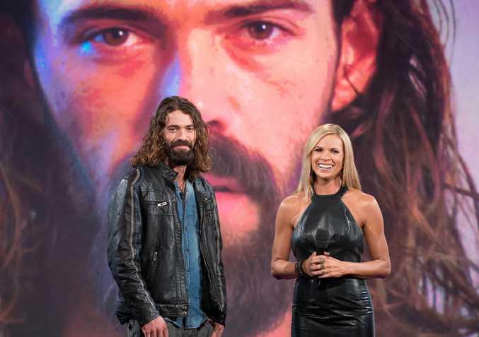 Intruder Justynn talks to host Sonia Kruger.