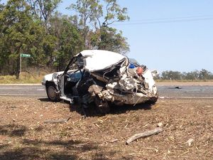 Bruce Hwy has reopened after fatal early morning crash