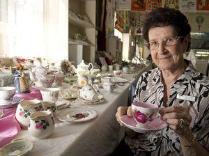 'Good luck' key to 93-year-old volunteer's longevity