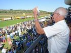 The 2013 Lismore Cup. Pictured the crowd enjoying the race finish. Photo Patrick Gorbunovs / The Northern Star