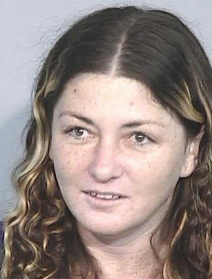 Wanted NSW woman Krystal Joy Stewart.