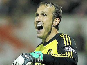 Schwarzer keeps clean sheet
