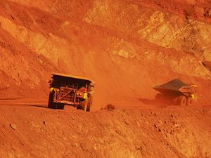 Mining giant forced into second writedown in six months