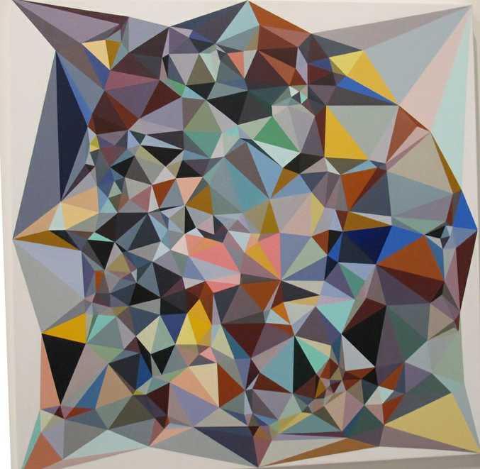 Malestrom Mandala by John Cottrell.