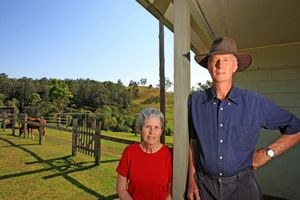 Martin and Christine O'Brien are relieved their family in Kenya are alive after last week's attacks. Photo: Blainey Woodham / Daily News