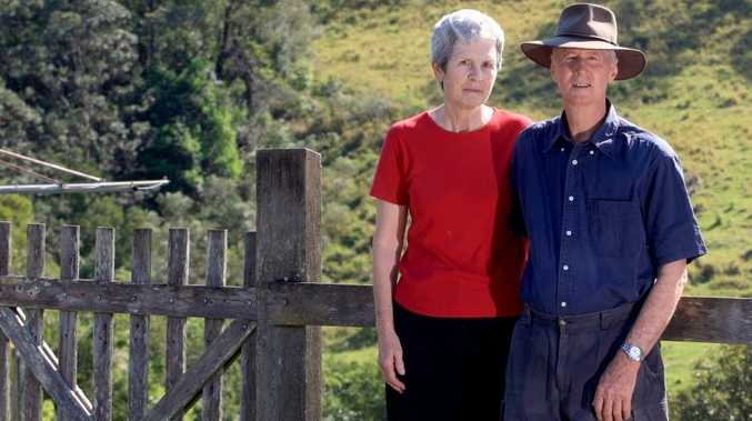 Martin and Christine O'Brien are relieved their family in Kenya are alive after last week's attacks.