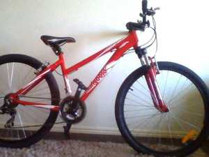 Teen thought dad was playing trick but bike was stolen