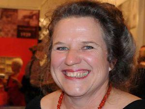 Award win for gallery volunteer Barb Hart