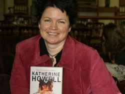 Novelist Katherine Howell