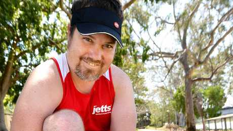 Sea FM breakfast announcer Brad Villiers is getting ready to compete in his first 5km run next weekend, as part of his plan to get fit and healthy.