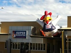 Super Rooster's newest store in North Toowoomba.