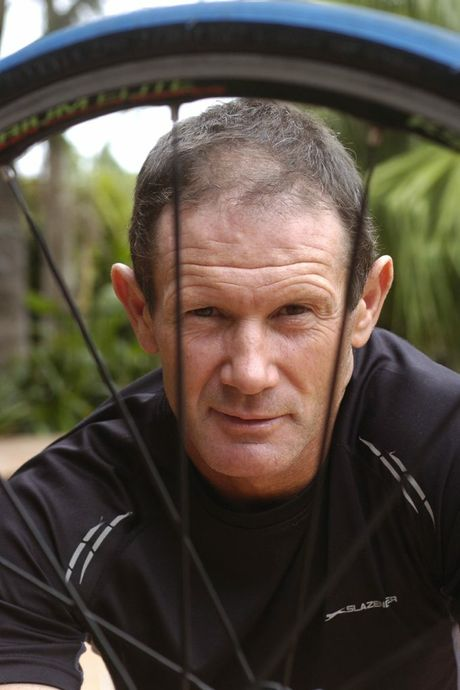 Lennox Head's Shane Flannery is preparing for the forthcoming gruelling Hawaii Ironman contest.