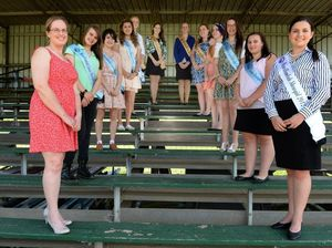 Show Society meets Junior Showgirl entrants for first time